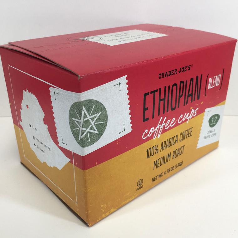 Trader Joe's Ethiopian Blend Coffee Cups