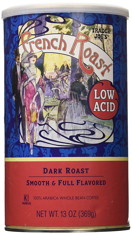 Trader Joe's Low Acid French Roast Coffee