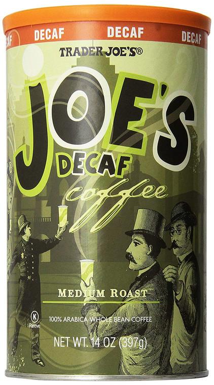Trader Joes Decaf Coffee Medium Roast Beans