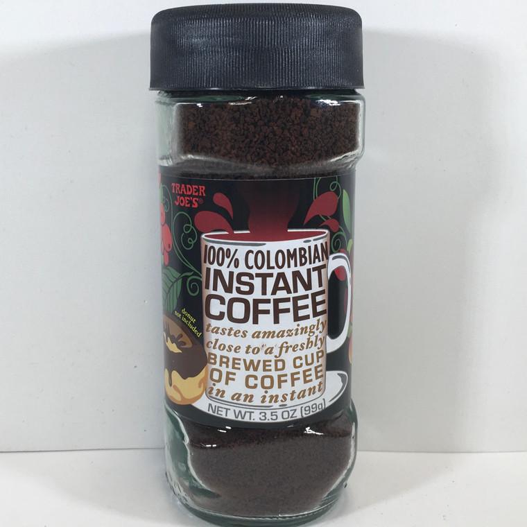 Trader Joe's 100% Colombian Instant Coffee