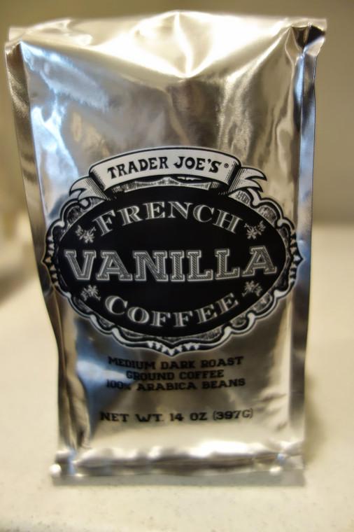 Trader Joe's French Vanilla Coffee