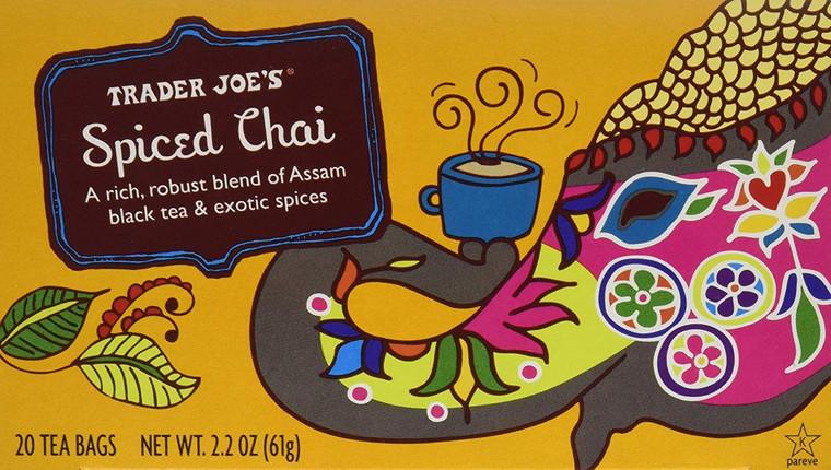Trader Joe's Spiced Chai Black Tea