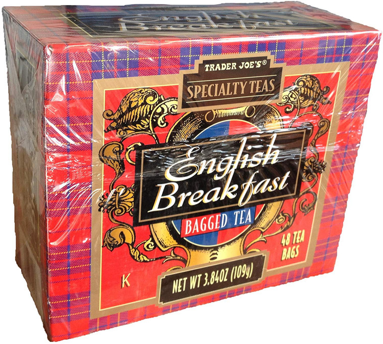 Trader Joe's English Breakfast Tea