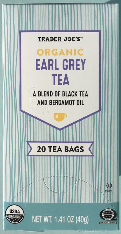 Trader Joe's Organic Earl Grey Tea