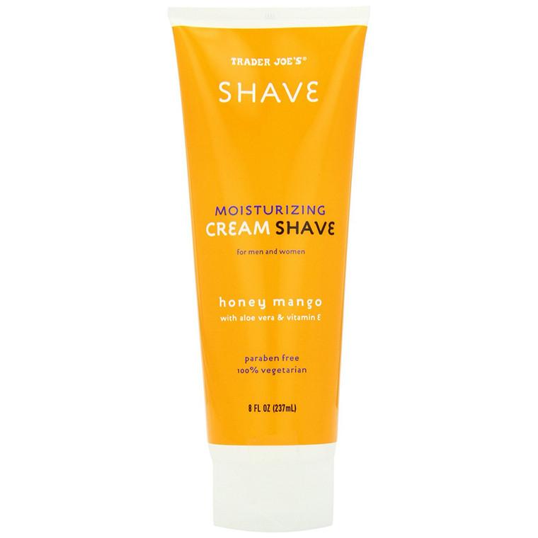 Trader Joe's Moisturizing Cream Shave Honey Mango by superkrit