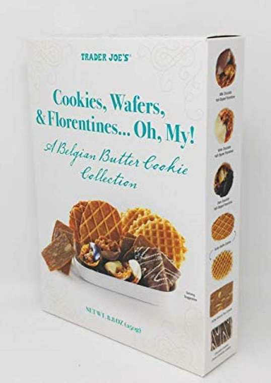 Trader Joe's - Cookies, Wafers, Florentines…- Oh-My!