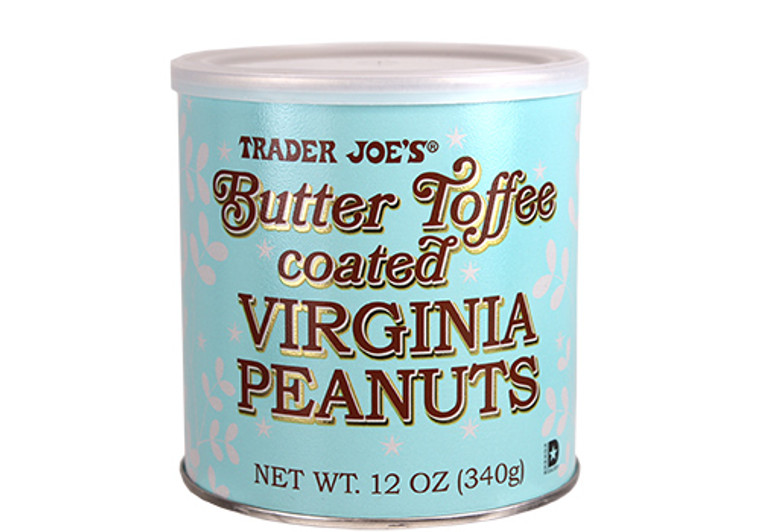 Trader Joe's Butter Toffee Coated Virginia Peanuts