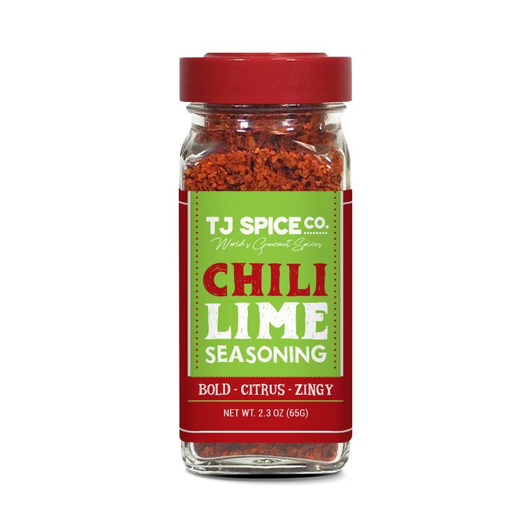 TJ Spice & Co.Chili Lime Seasoning Blend, 2.3 oz