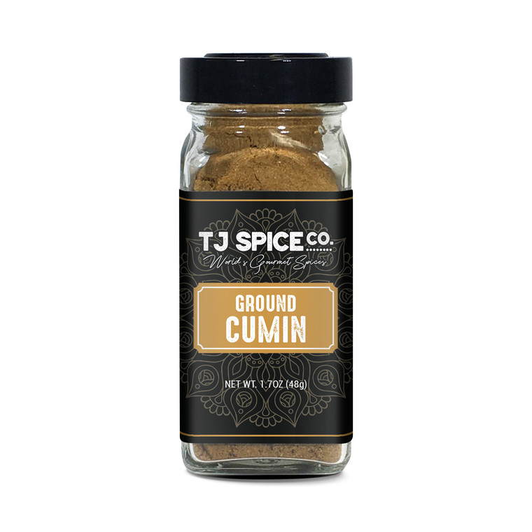 TJ Spices Co. Ground Cumin