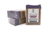 Frankincense and Myrrh Travel Goat Milk Soap