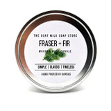 Fraser Fir Wooden Wick Candle