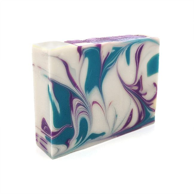 Blackberry Cedar Sage Goat Milk Soap