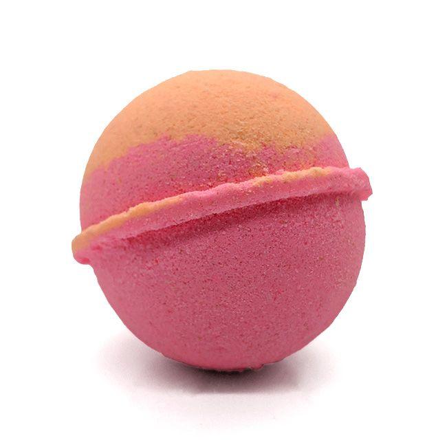 Princess Peach Bath Bomb