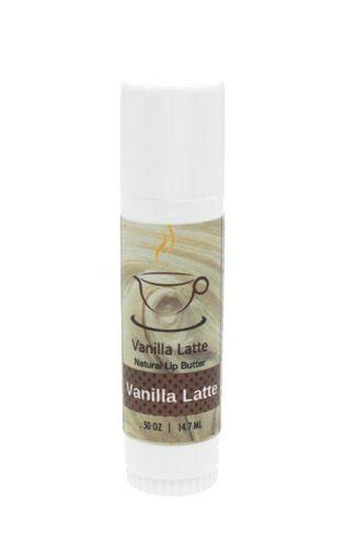 Vanilla Latte Mega Lip Butter