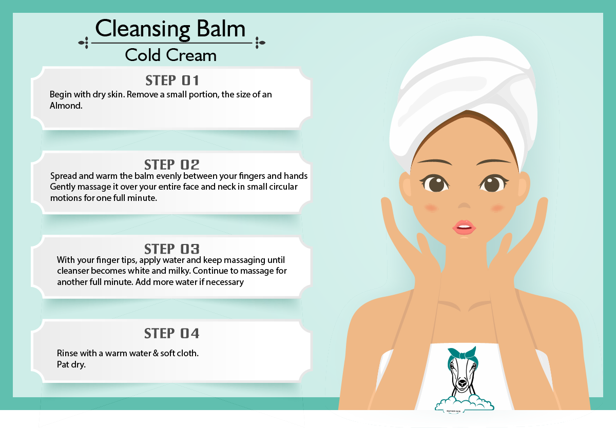Clarity Cleansing Balm Cold Cream