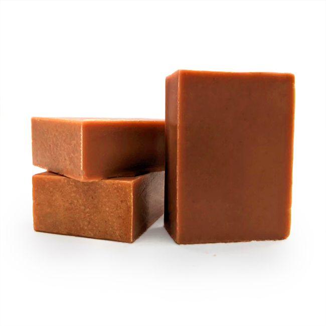 Copper Brick Road Travel Goat Milk Soap