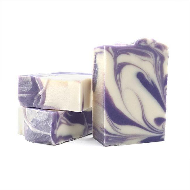Lavender Travel Goat Milk Soap