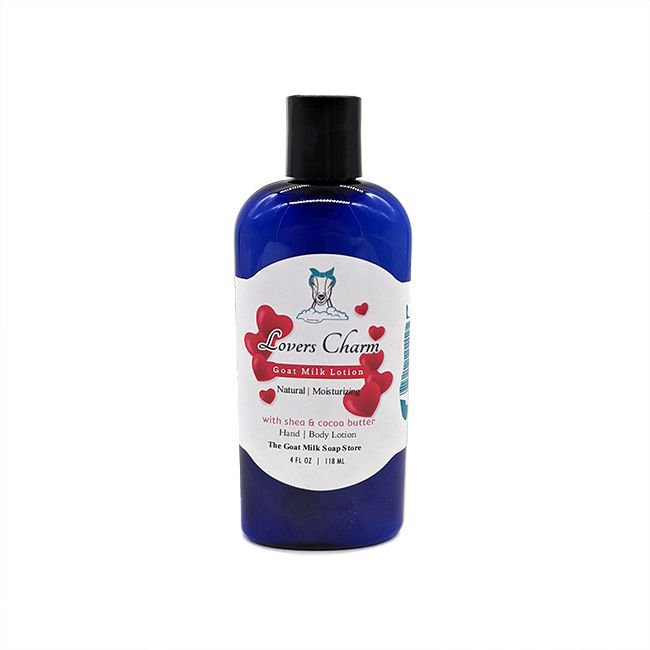 Lovers Charm Goat Milk Lotion