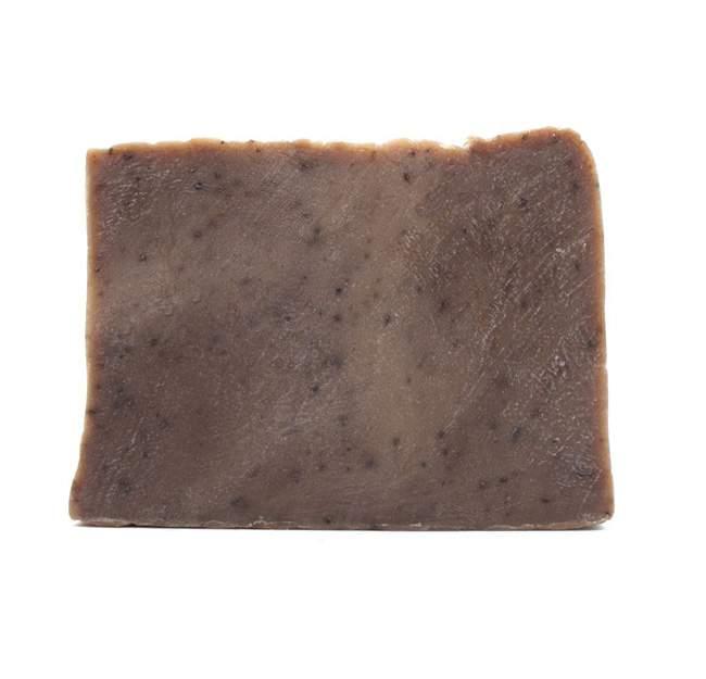 Ethiopian Coffee Scrub Goat Milk Soap