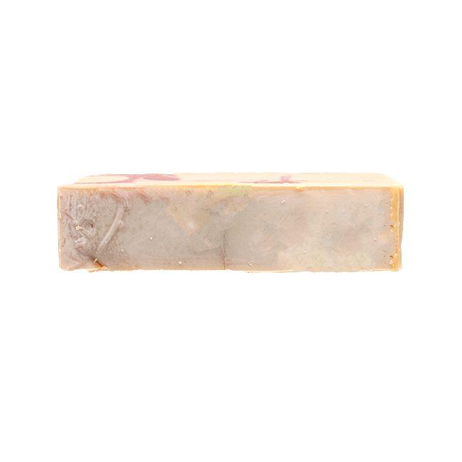 Cranberry Citrus Peel Goat Milk Soap