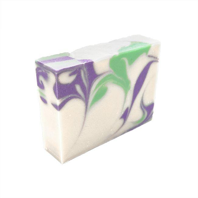 Lilac Blossoms Goat Milk Soap