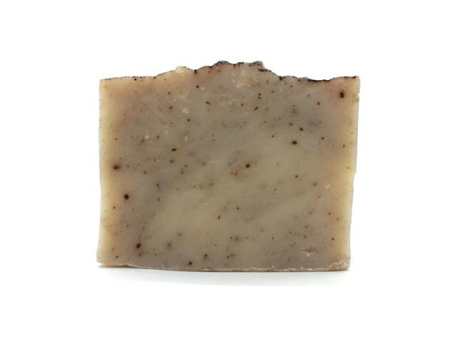 Tea Tree Walnut Goat Milk Soap