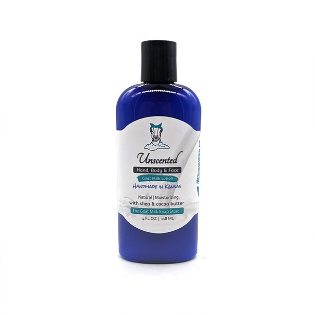 Unscented Goat Milk Lotion