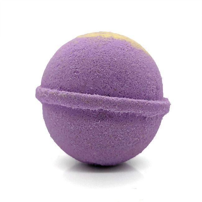 Lavender Lemon Bath Bomb