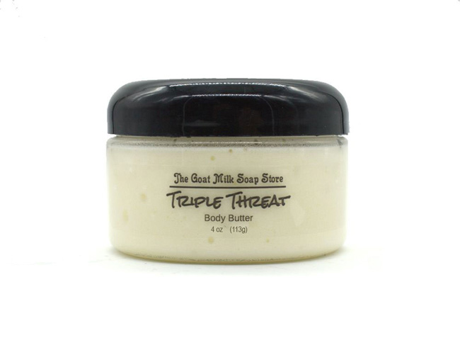 Triple Threat Body Butter