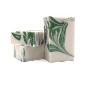 Eucalyptus Mint (Stress Relief) Travel Goat Milk Soap