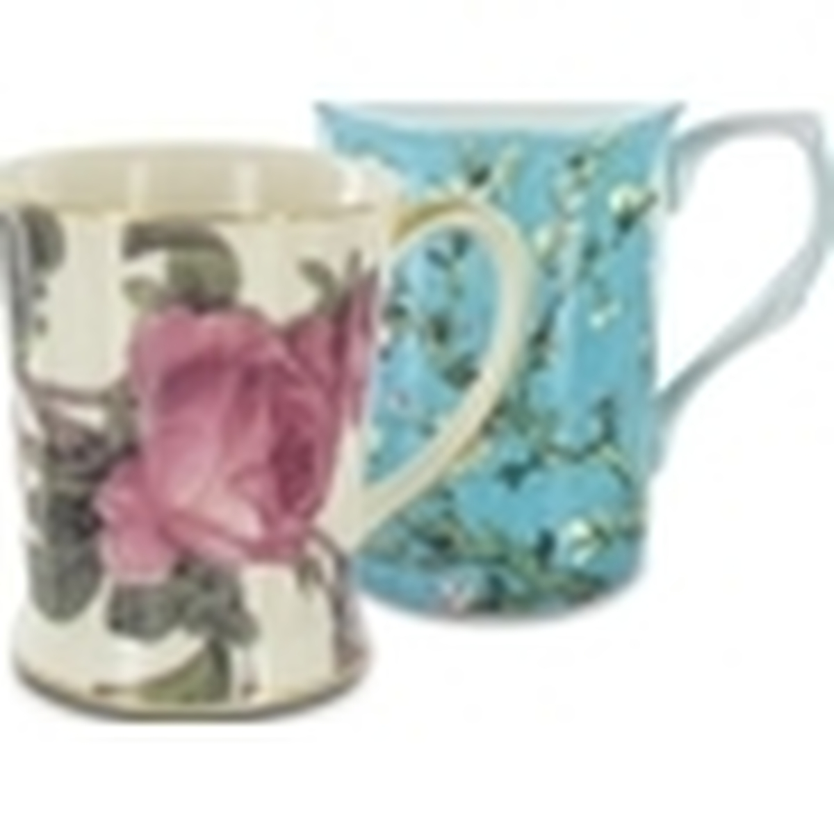 Decorated Mugs