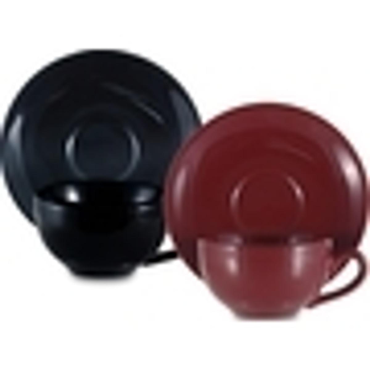 Solid Color Teacups