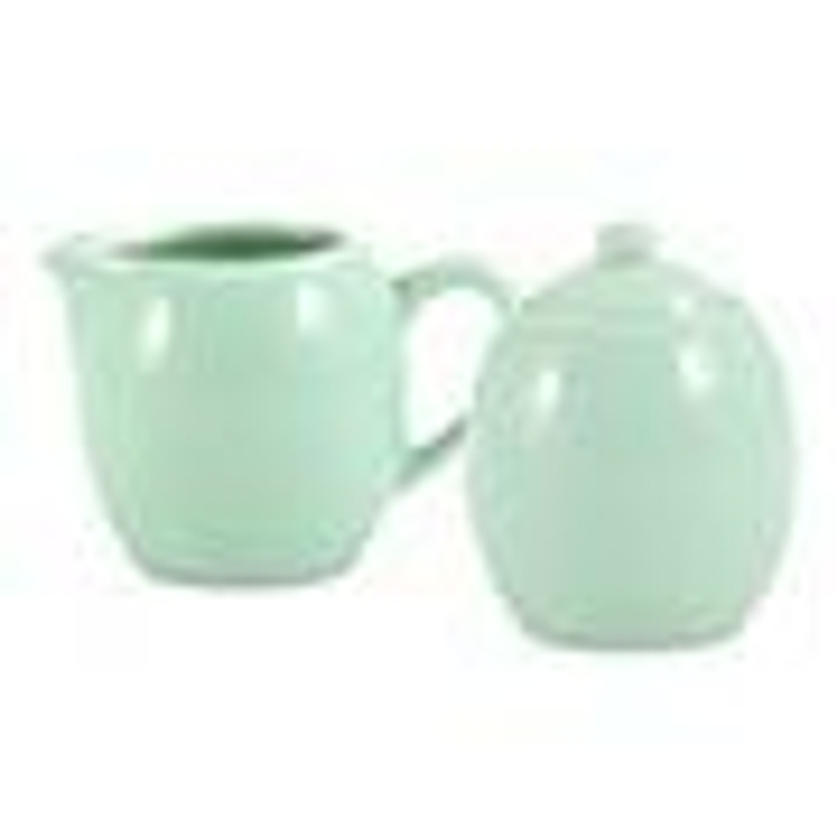 Solid Color Cream & Sugar Sets