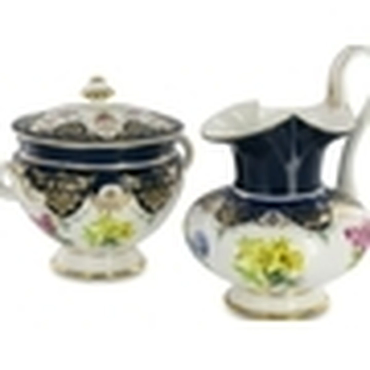 Sugar & Creamer Sets