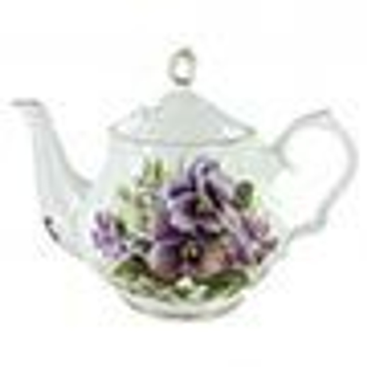 Heirloom Collection Fine Bone China Teapots