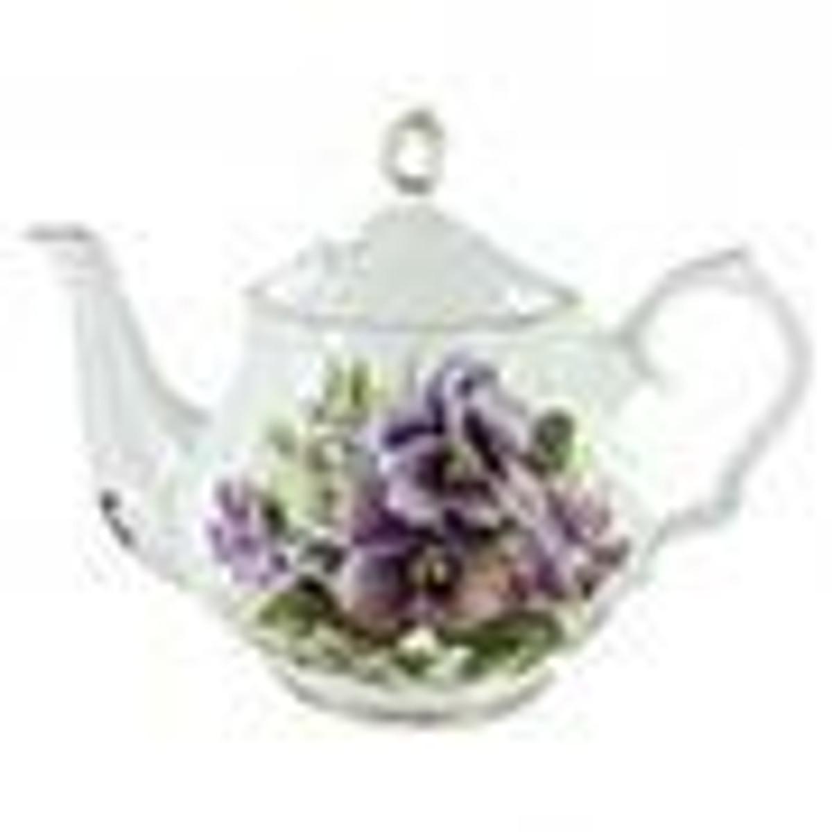 Heirloom Collection Fine Bone China Teapots