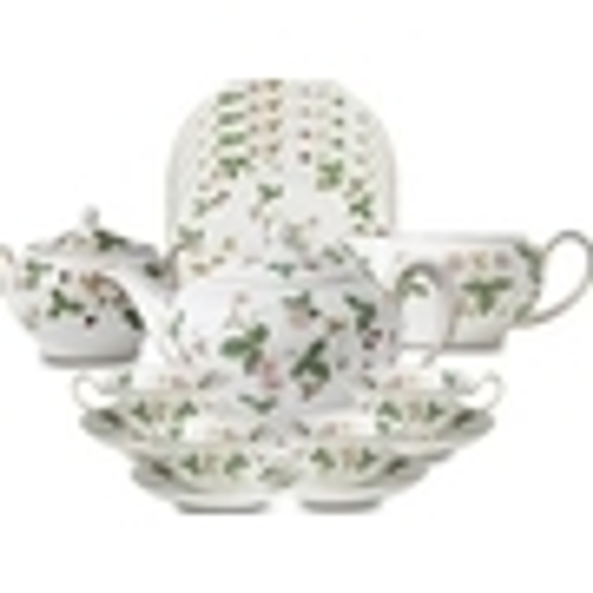 Wedgwood Wild Strawberry Fine Bone China