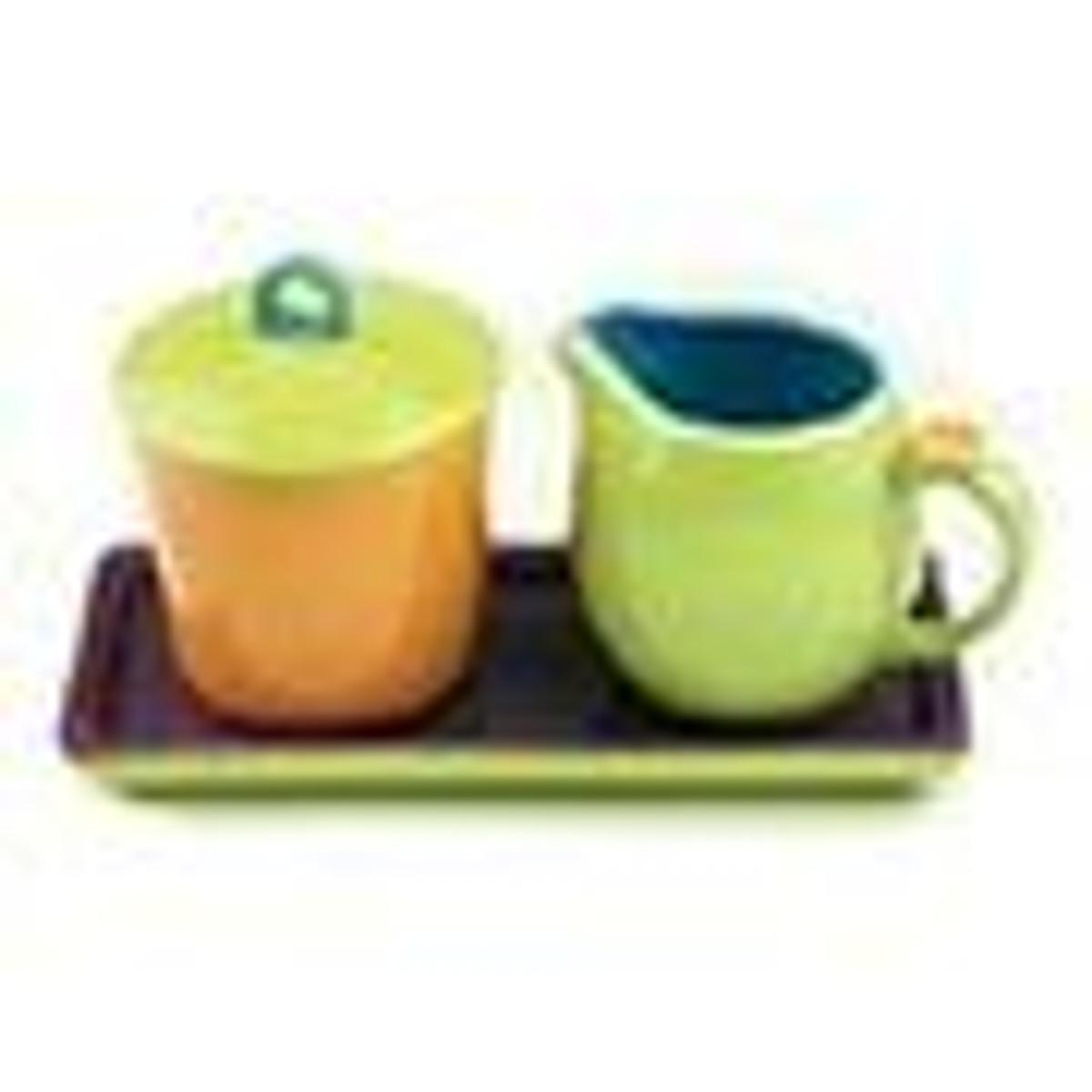 Stoneware Cream & Sugar Sets