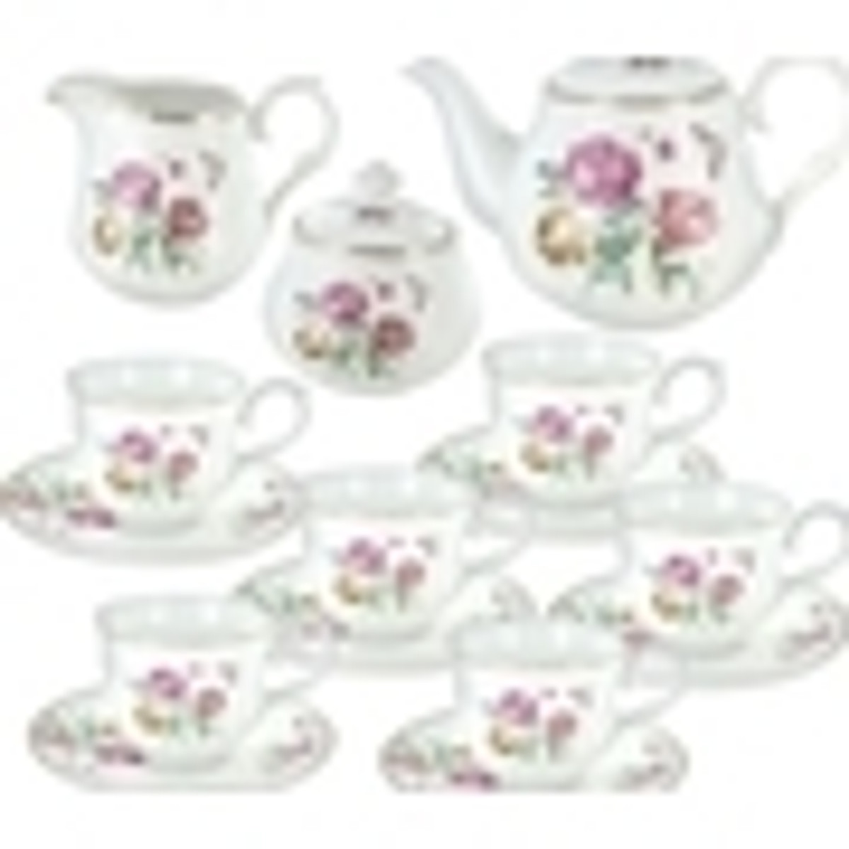 English Tea Store Brand Porcelain Tea Sets