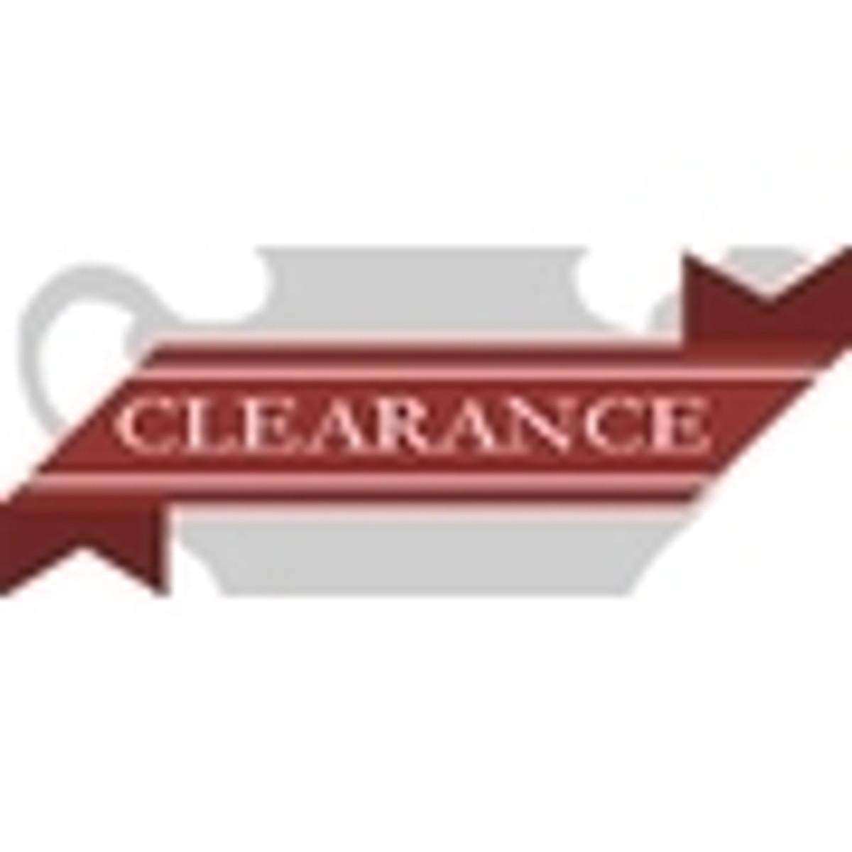 Clearance Fine Bone China