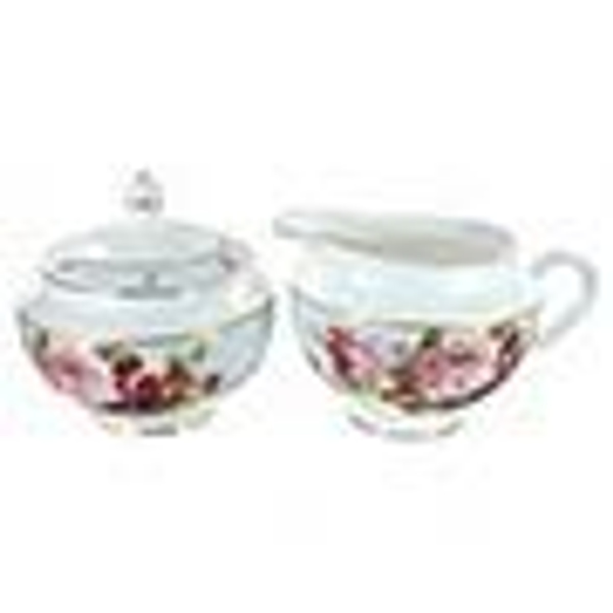 Decorated Cream & Sugar Sets
