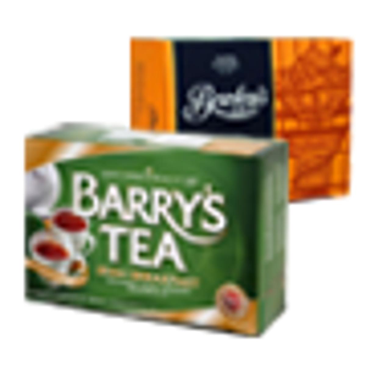 Teas from Ireland