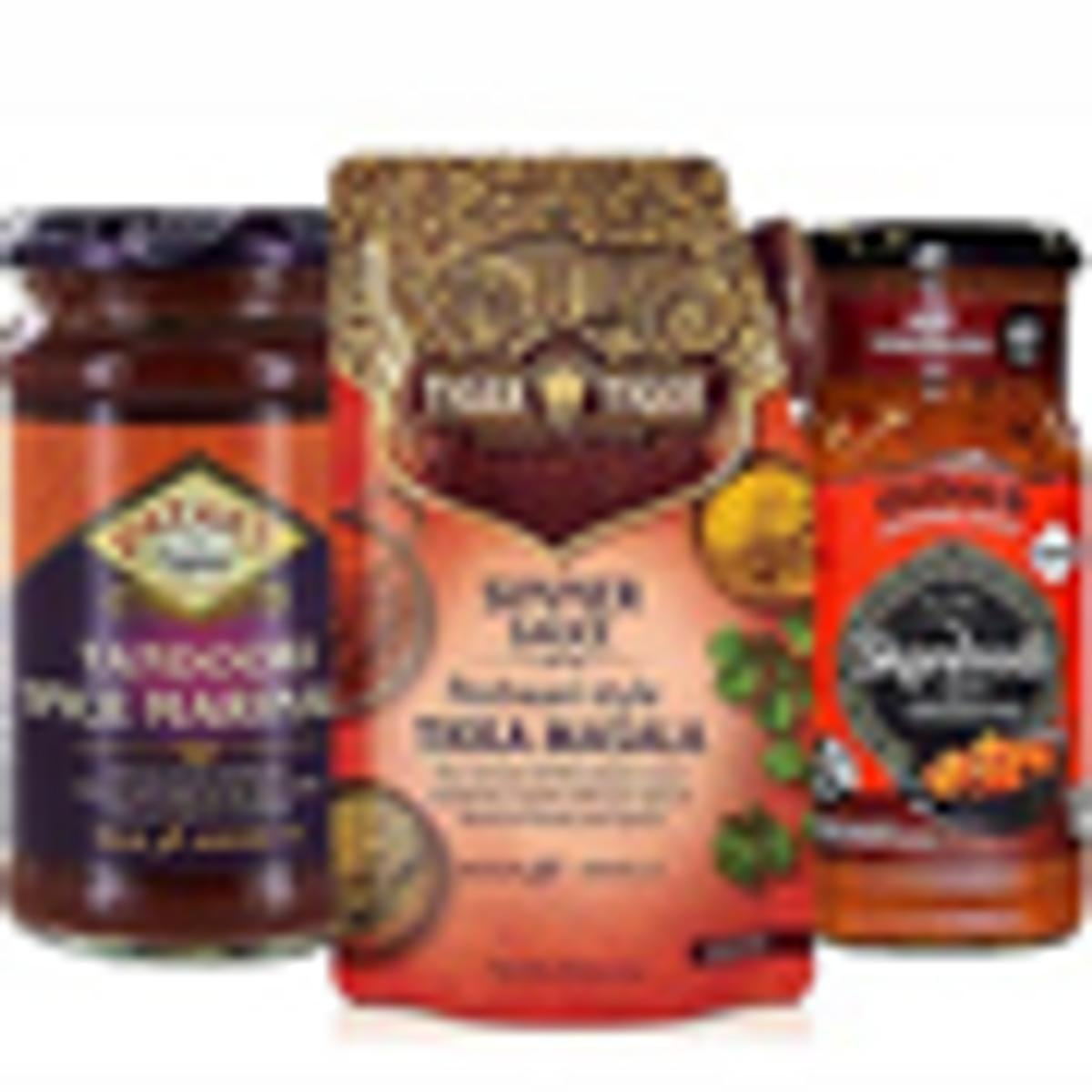 Indian Sauces & Paste