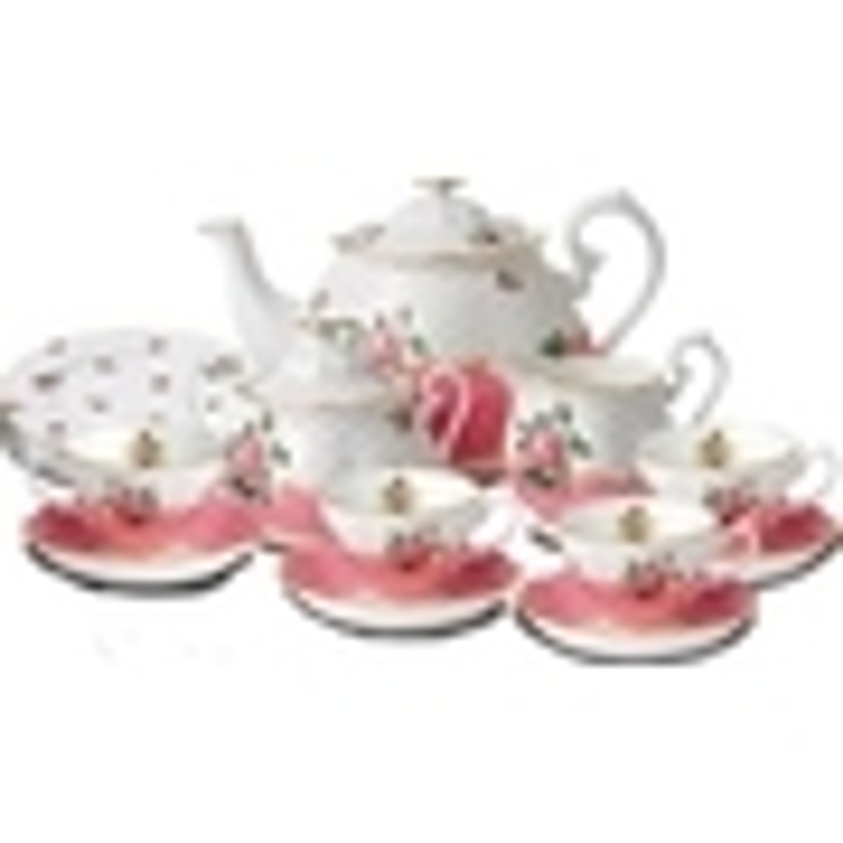 Cheeky Pink Fine Bone China, Royal Albert