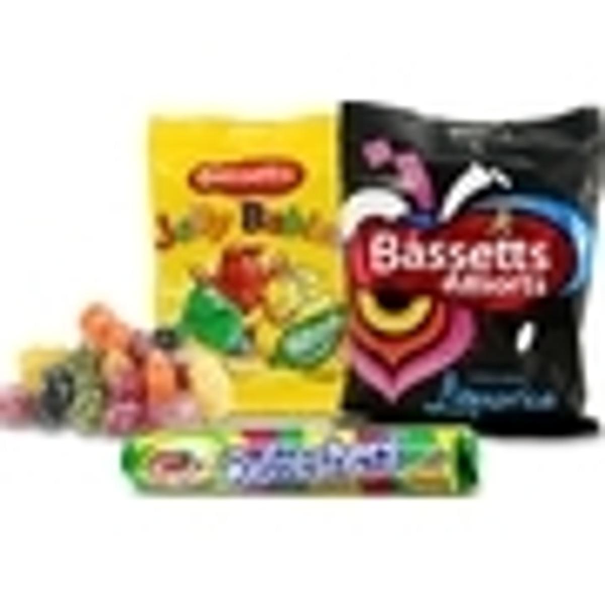 Maynards Bassetts Candy