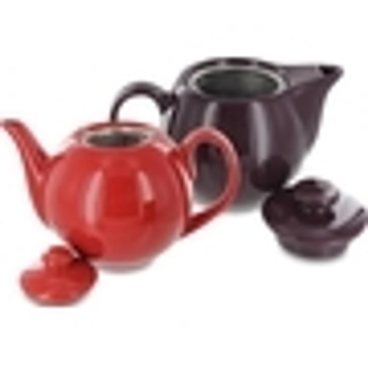 Infuser Teapots