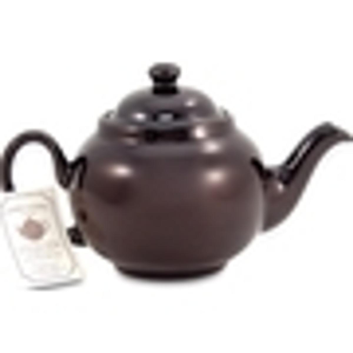 Genuine Brown Betty Teapots