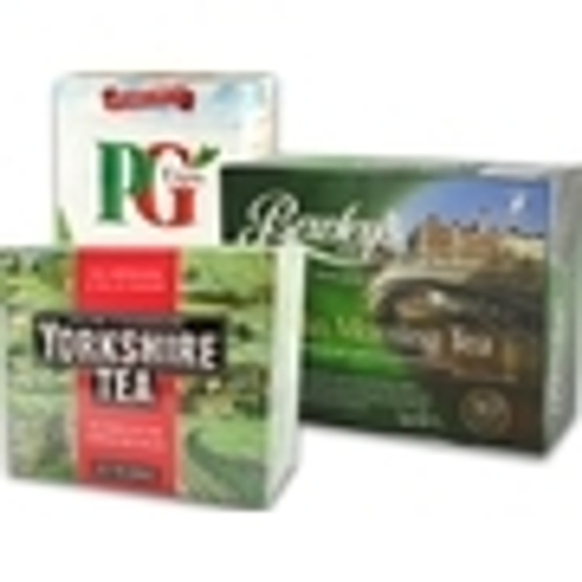 Tea Bags by Brand