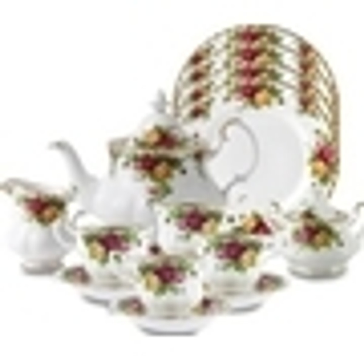 Old Country Roses Fine Bone China
