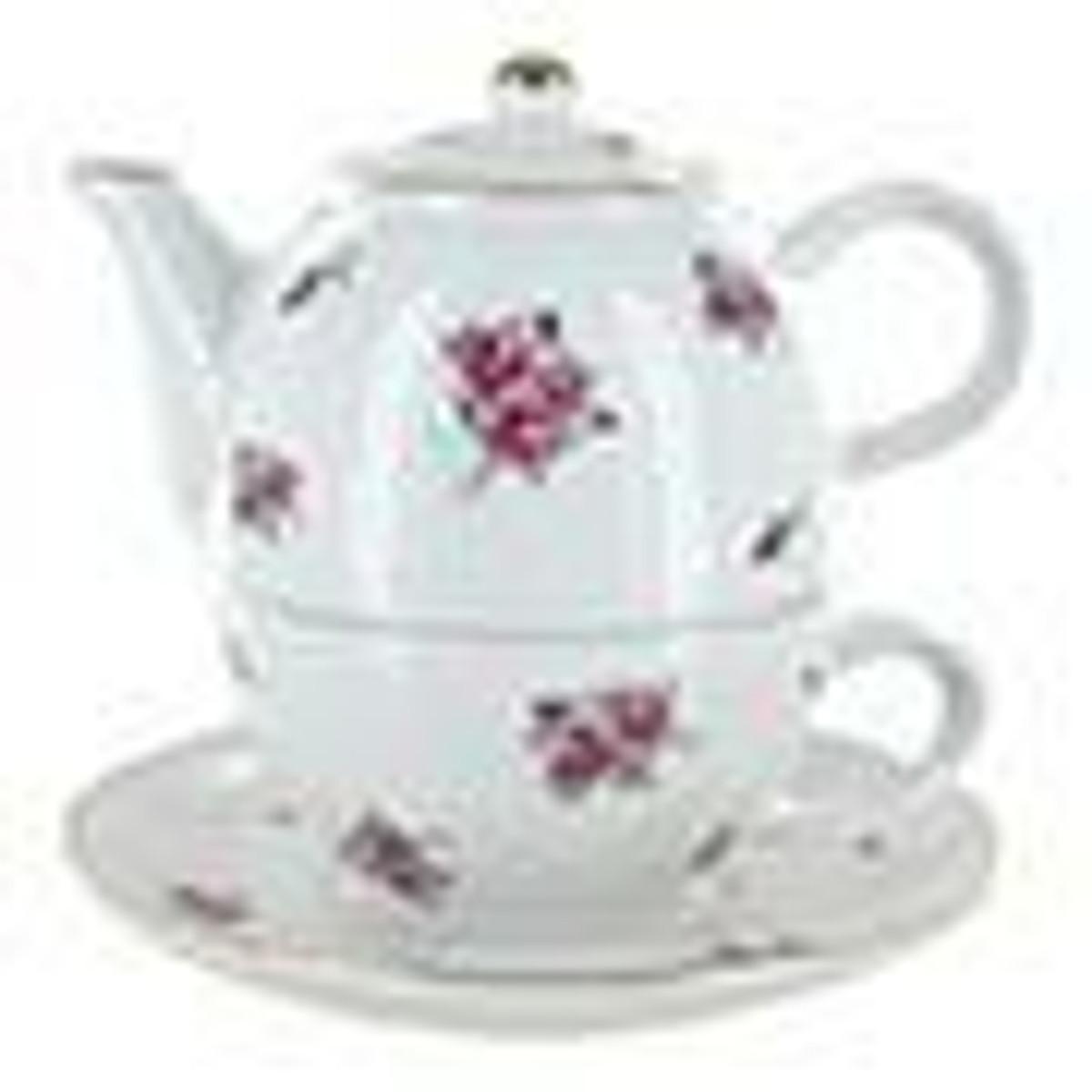 Porcelain Tea for Ones